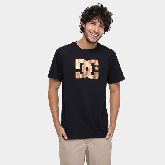 Camiseta DC Shoes Star Foil - Compre Agora  280748cebbd04