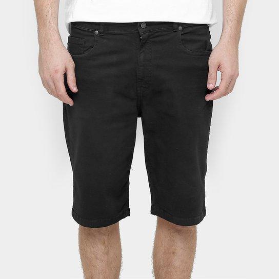 Bermuda Jeans DC Shoes Core Black - Compre Agora  a99182bfc5a