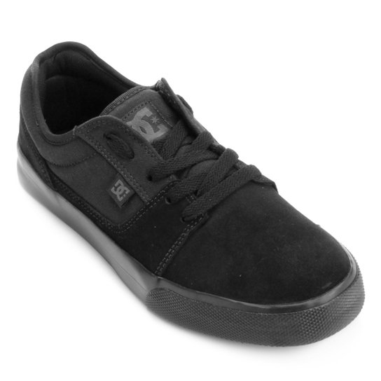Tênis Dc Shoes Tonik Masculino - Preto - Compre Agora  73b9b6880e5
