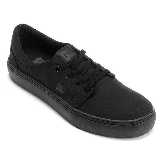 1417605c5af Tênis DC Shoes Trase Tx Masculino - Preto - Compre Agora