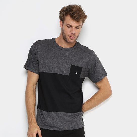 9dc5c0334e Camiseta DC Shoes Esp Pocket Cut Masculina | Netshoes