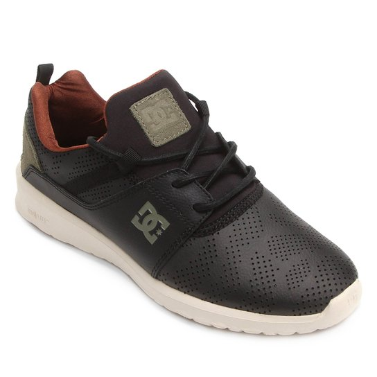 f88c4fb96 Tênis DC Shoes Heathrow Se M Shoes Masculino | Netshoes