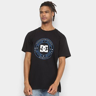 ddd0d5d69 Camiseta DC Shoes Bas Rulett Masculina