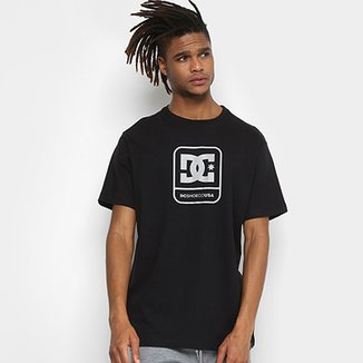 1fa288775af7d Camiseta DC Shoes Bas Off Limit Reflective Masculina