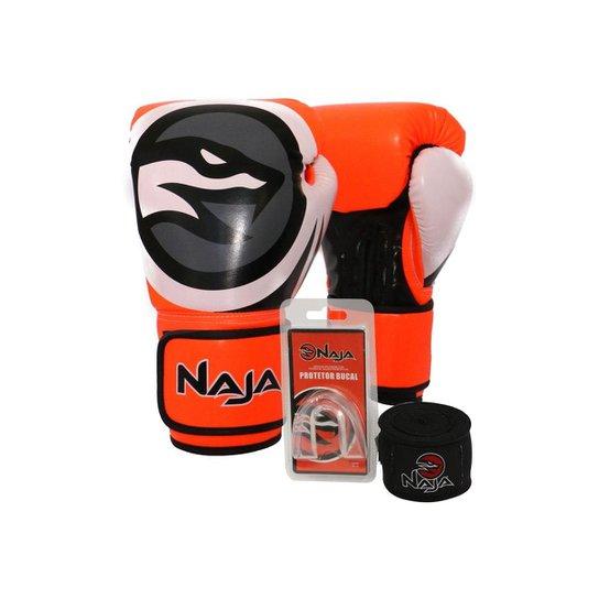 463d5507c Kit Boxe Muay Thai - Luva Colors Flúor - Compre Agora