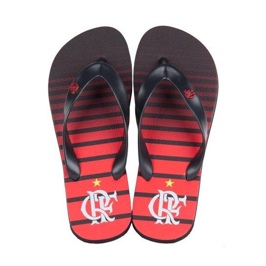 Chinelo Flamengo Manto 3 - Preto - Compre Agora  2774c0d9046a2