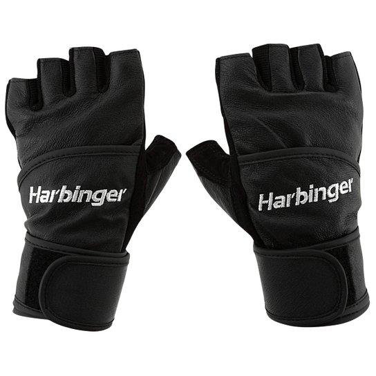 1c38364e30 Luva de Musculação Harbinger Classic com Munhequeira - Compre Agora ...