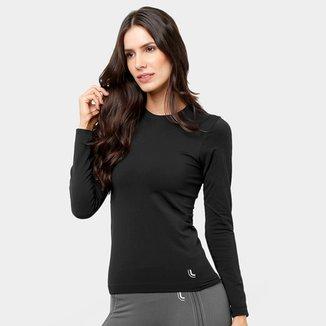 6c37ecebf Camiseta Lupo Sport Com Proteção UV Manga Longa Feminina