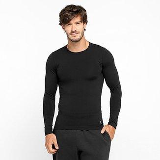 a81340333 Camiseta Lupo Sport Com Proteção UV Manga Longa Masculina