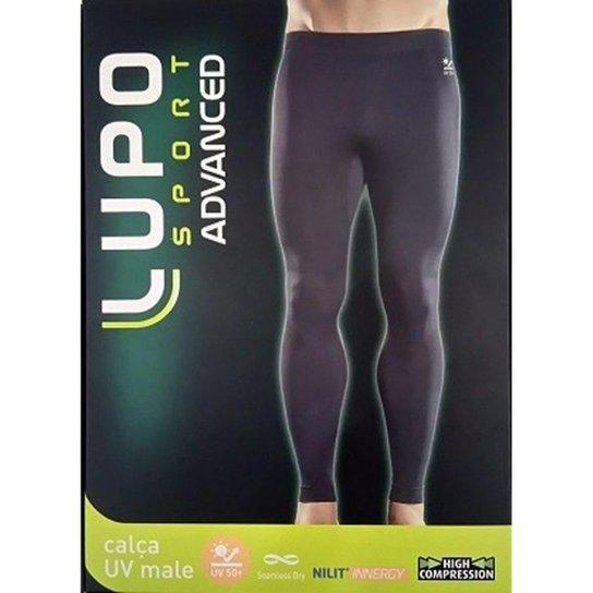 Calça Lupo Com Proteção UV Masculina - Preto - Compre Agora   Netshoes e77bd1a367