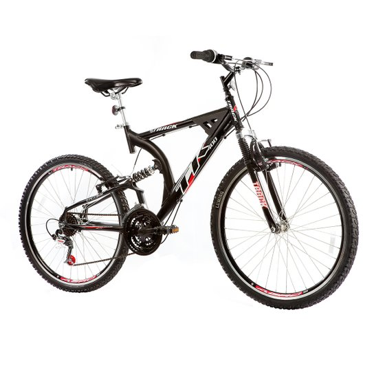 1e17dab40 Bicicleta Track Bikes XK-400 - Aro 26 - Preto
