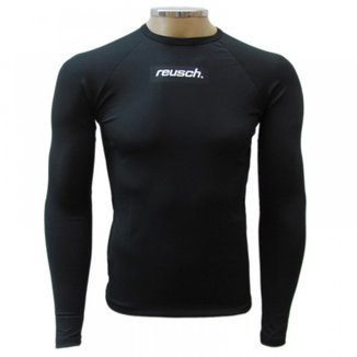 e79a8566c1dc4 Camisa térmica Reusch Underjersey M L Infantil
