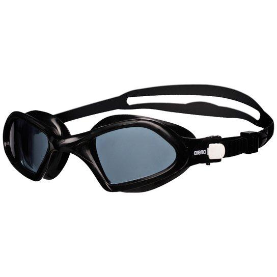 4a65af4d5 Óculos de Natação Arena Smartfit Incolor - Preto