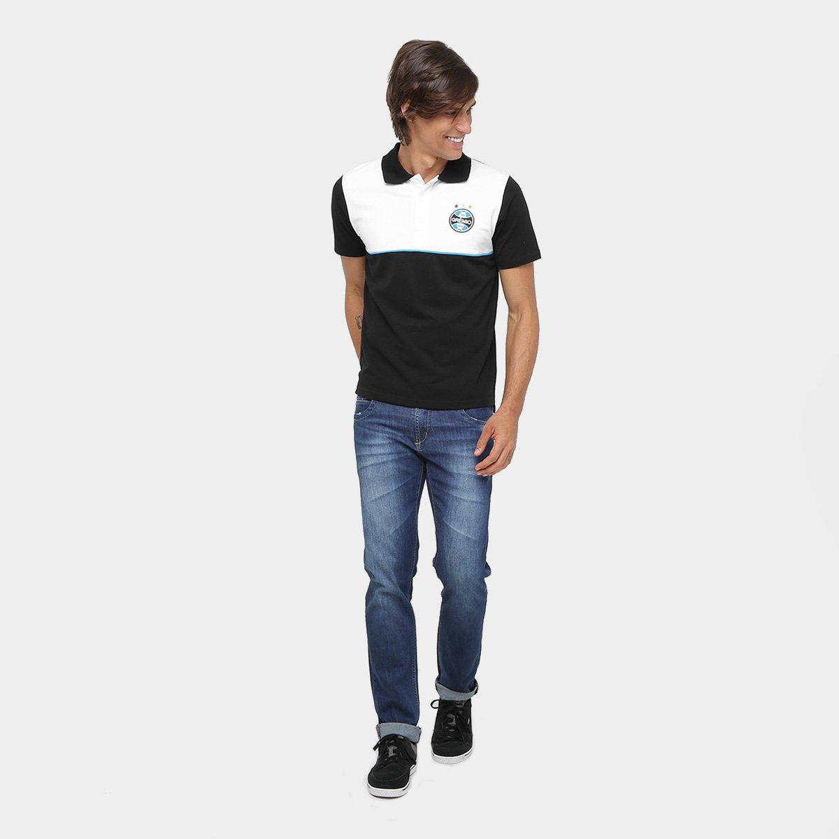 Camisa Polo Grêmio Masculina - Tam: P - 2