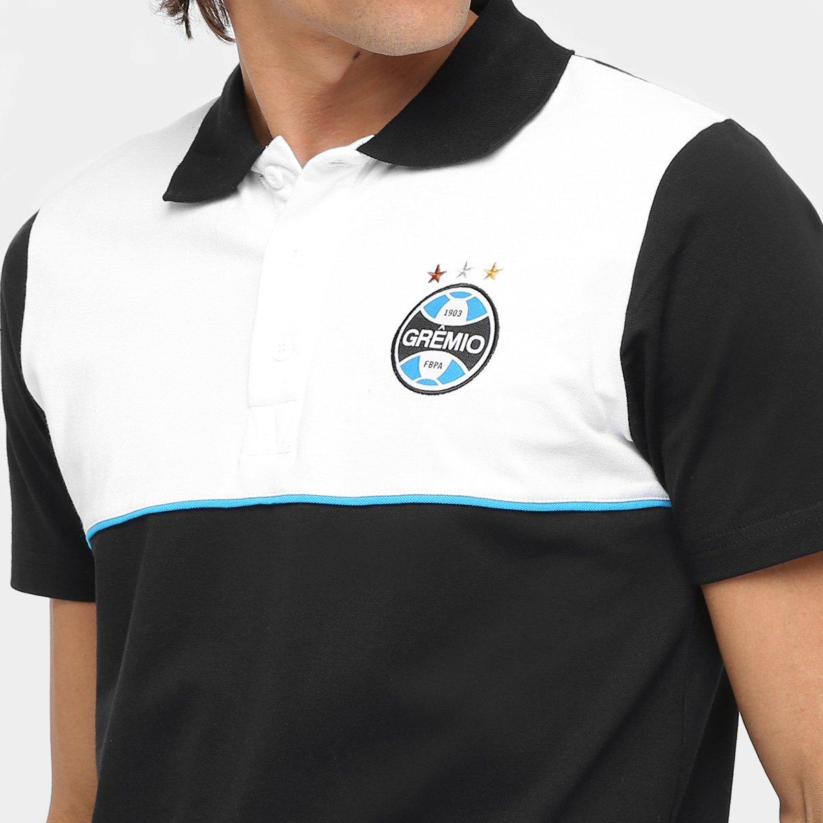 Camisa Polo Grêmio Masculina - Tam: P - 3