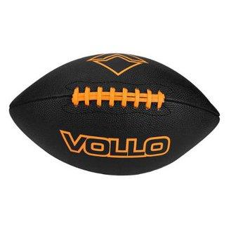 Bola De Futebol Americano Vollo 9 8077628987bfd