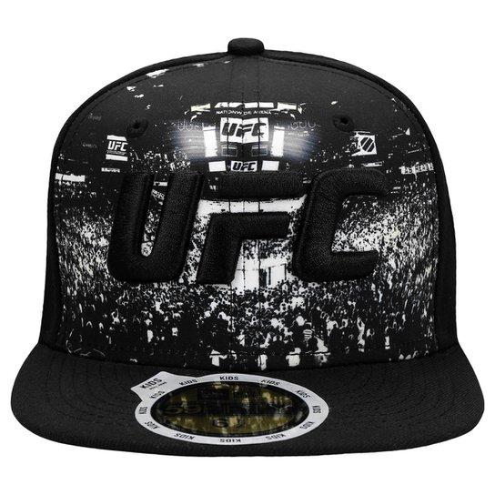 a34e4a385ed8c Boné New Era UFC 5950 Show Infantil - Compre Agora