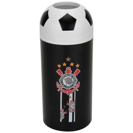 Porta-garrafa Corinthians - Preto - Compre Agora  a15f9e75d3f39