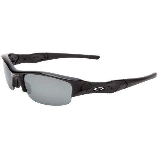 Óculos Oakley Flak Jacket - Polarizado - Compre Agora   Netshoes 147248157b