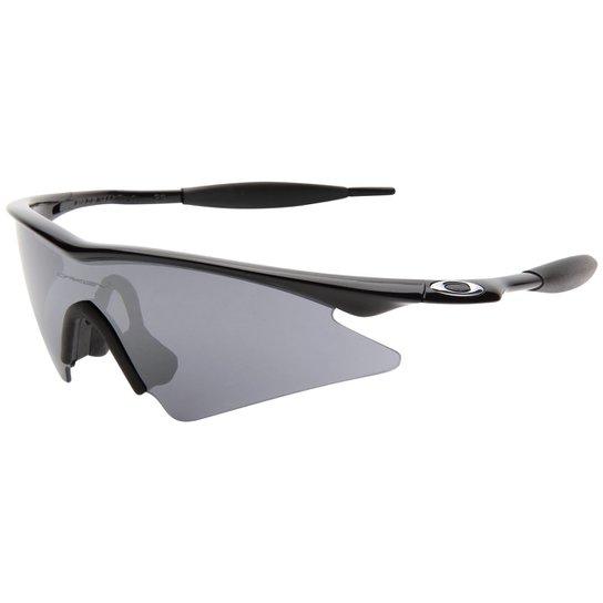 e28652079 Óculos Oakley M Frame Sweep - Iridium - Preto+Chumbo