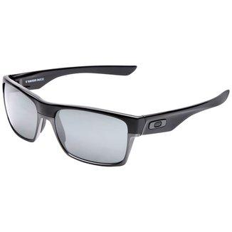 fcc1048fd045f Óculos Oakley Twoface - Iridium Polarizado
