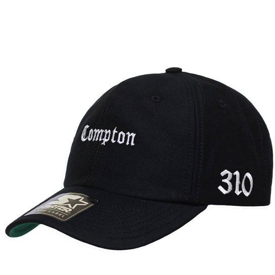 Boné Starter Aba Curva Strapback Compton  Dad Hats  - Compre Agora ... eebae8974e22c
