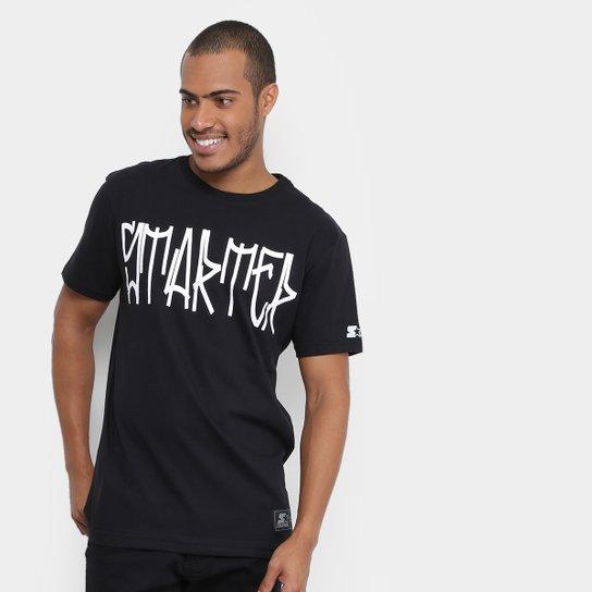 Camiseta Starter Estampada Pixo Masculino - Compre Agora  8c86789f71c