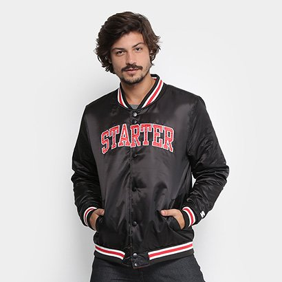 Jaqueta Starter College Color Masculina