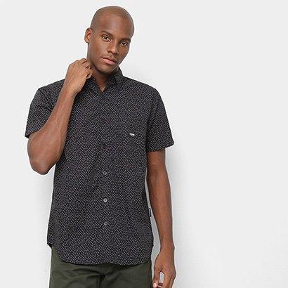 Camisa Manga Curta Starter Black Label Masculina