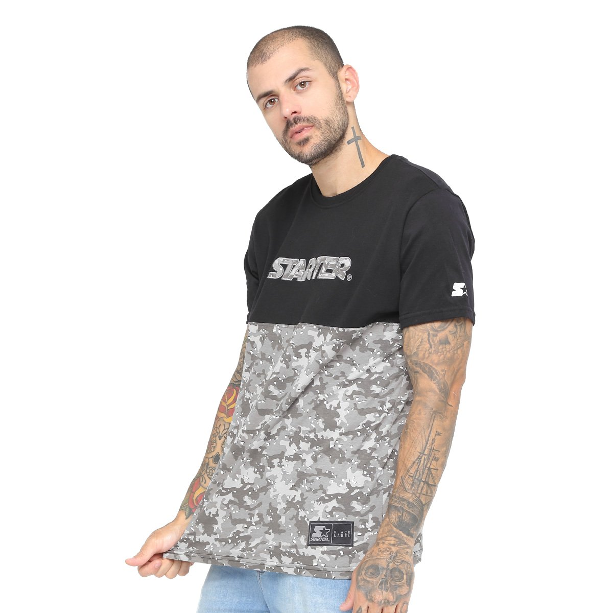 Camiseta Starter Especial Camucut