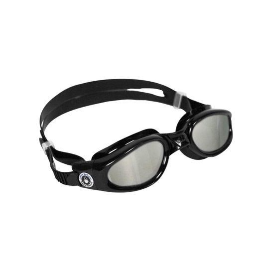 79ecd6c42 Óculos Natação Kaiman Lente Espelhada Aqua Sphere - Preto - Compre ...