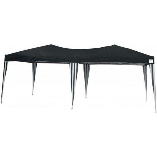 Tenda Gazebo Dobrável Belfix Oversize 6x3 em Aluminio Preto - Compre ... 46dbc763f9