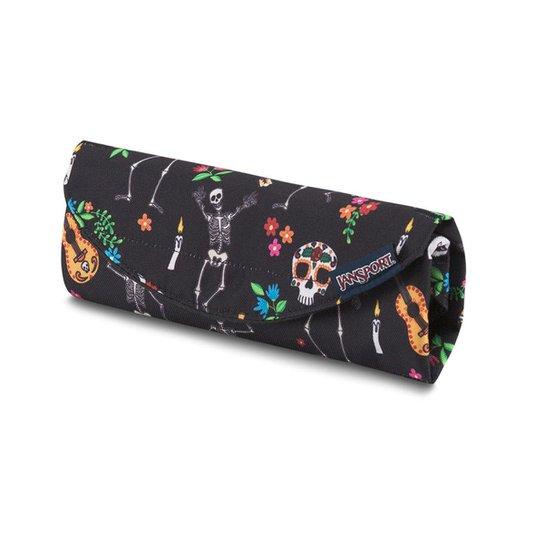 Estojo JanSport Digital Burrito - Preto - Compre Agora  d20d5d3bf16