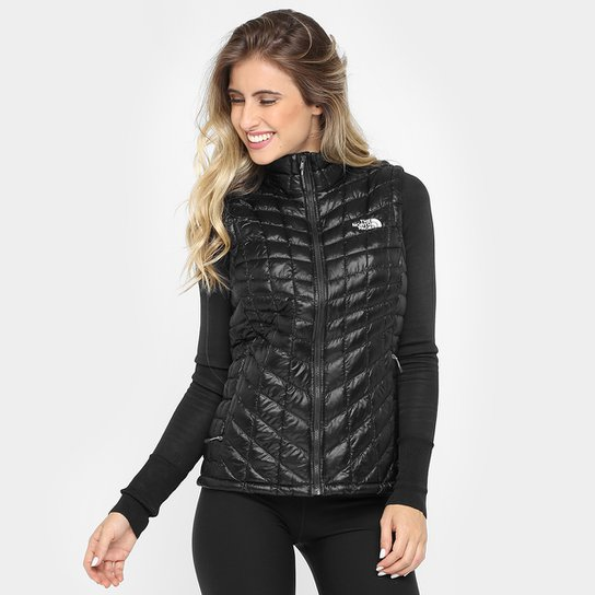 666651b32372d Colete The North Face Thermoball - Preto. Loading.