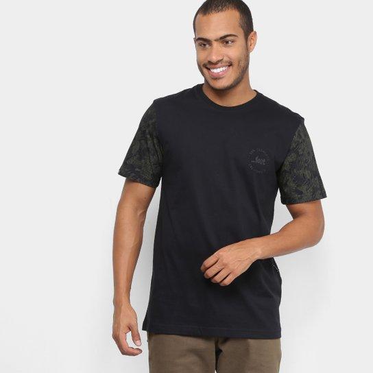 a1545bcebc543 Camiseta Lost Camo Paradise Masculina - Compre Agora