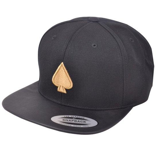 Boné Mcd Strap Golden Core - Compre Agora  a1ea85e7f49