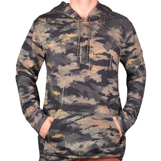ad514c5ba5452 Moletom Mcd Camouflaged - Compre Agora