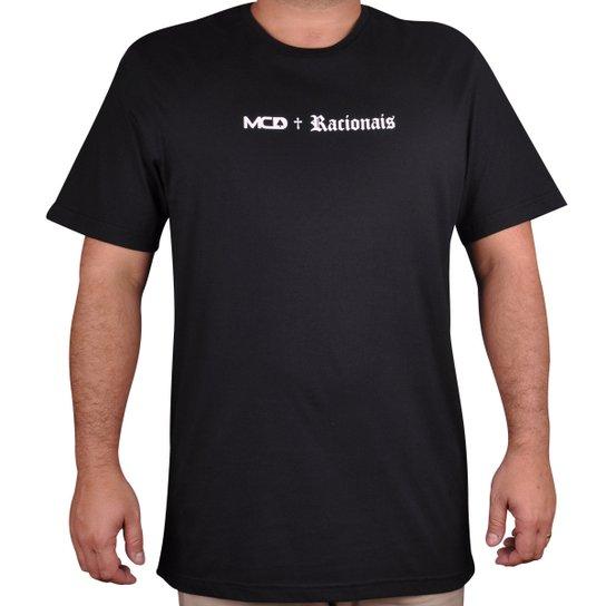 Camiseta Mcd Racionais V - Compre Agora  1ddfda6ef3b