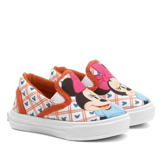 Tênis Disney Iate Minnie Menina Infantil - Compre Agora  9900a515f9c30