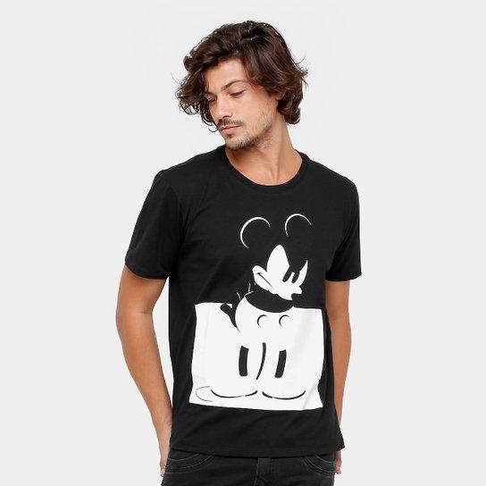 8f7ff62bd Camiseta Disney Mickey Masculina - Compre Agora