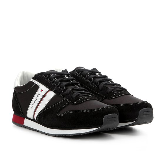 d27bcf702 Tênis Couro Tommy Hilfiger Maxwell 3D Masculino | Netshoes