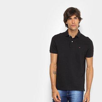 35c8c33f31 Camisa Polo Tommy Hilfiger Básica Masculina