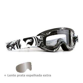 52ee90f0b9ec8 Óculos Dragon Mdx Scratch + Lente Extra
