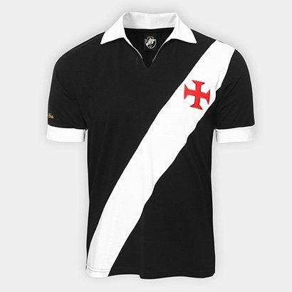 Camisa Retrô Vasco Expresso Da Vitória Masculina 50325ed92ccbf