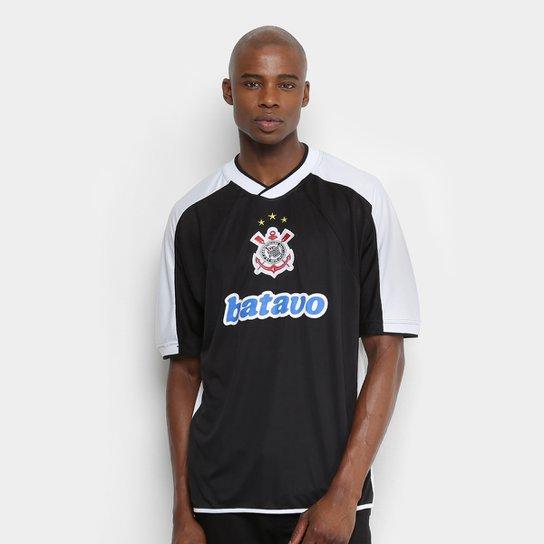 5bfa857941 Camisa do Corinthians Mundial s nº 2000 Masculina - Preto - Compre ...