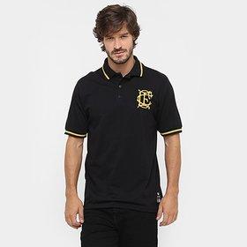 Camisa Polo Corinthians Nike Viagem 2016 Masculina - Compre Agora ... efb31476443f1