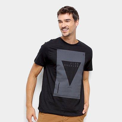 Camiseta Suburban Estampada Masculina