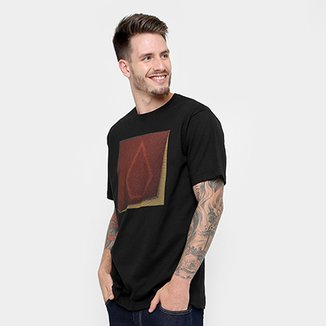 5566c06470756 Camiseta Volcom Silk New Box Masculina