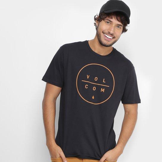 Camiseta Volcom Silk Sense Masculina - Compre Agora  fcf380b3399
