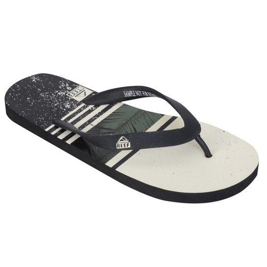 Chinelo Reef Switchfoot Prints - Compre Agora  b4f1b44a552